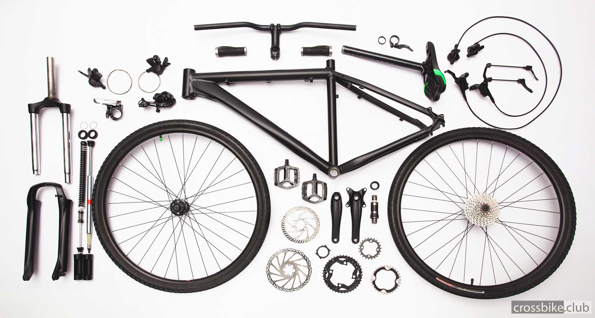 Fahrrad fit für den Frühling machen