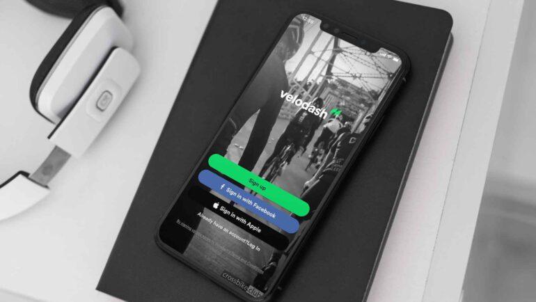 Die App Velodash